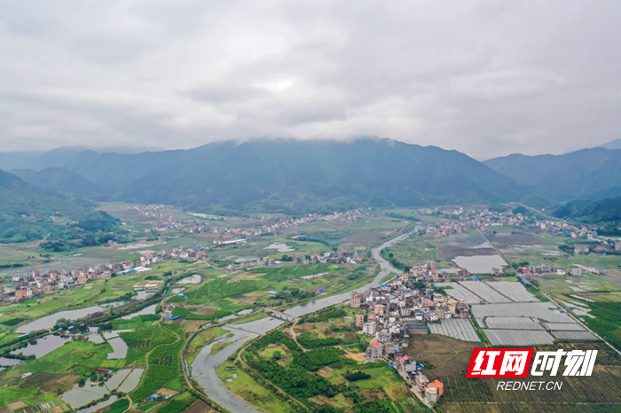蓝山县塔峰镇富阳村。